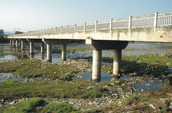 江油三叉河大桥