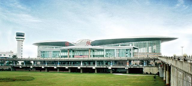 绵阳南郊机场航站楼