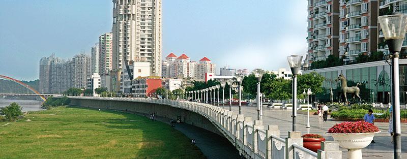 绵阳滨江广场