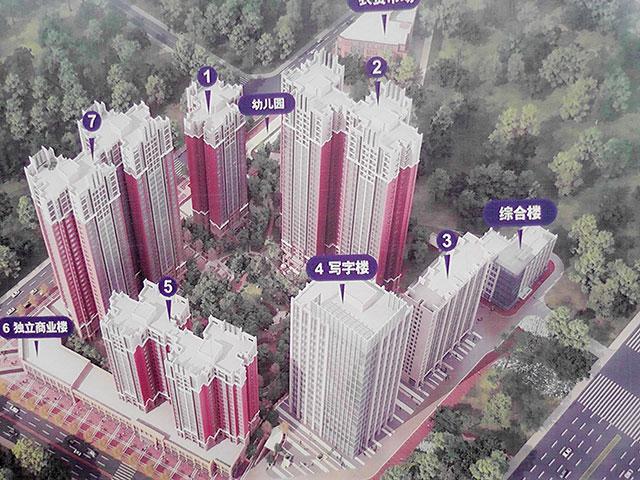 华润24城六期一标段