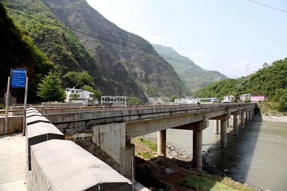 平武南坝大桥