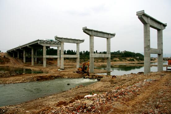 梓潼县东石胜利大桥