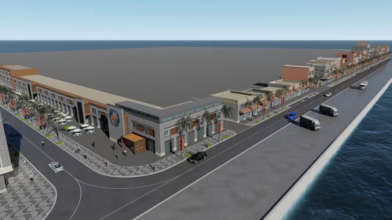 茂名博贺渔港沿岸区域综合提升改造项目